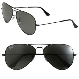 *NEW* Ray Ban Aviator Sunglasses